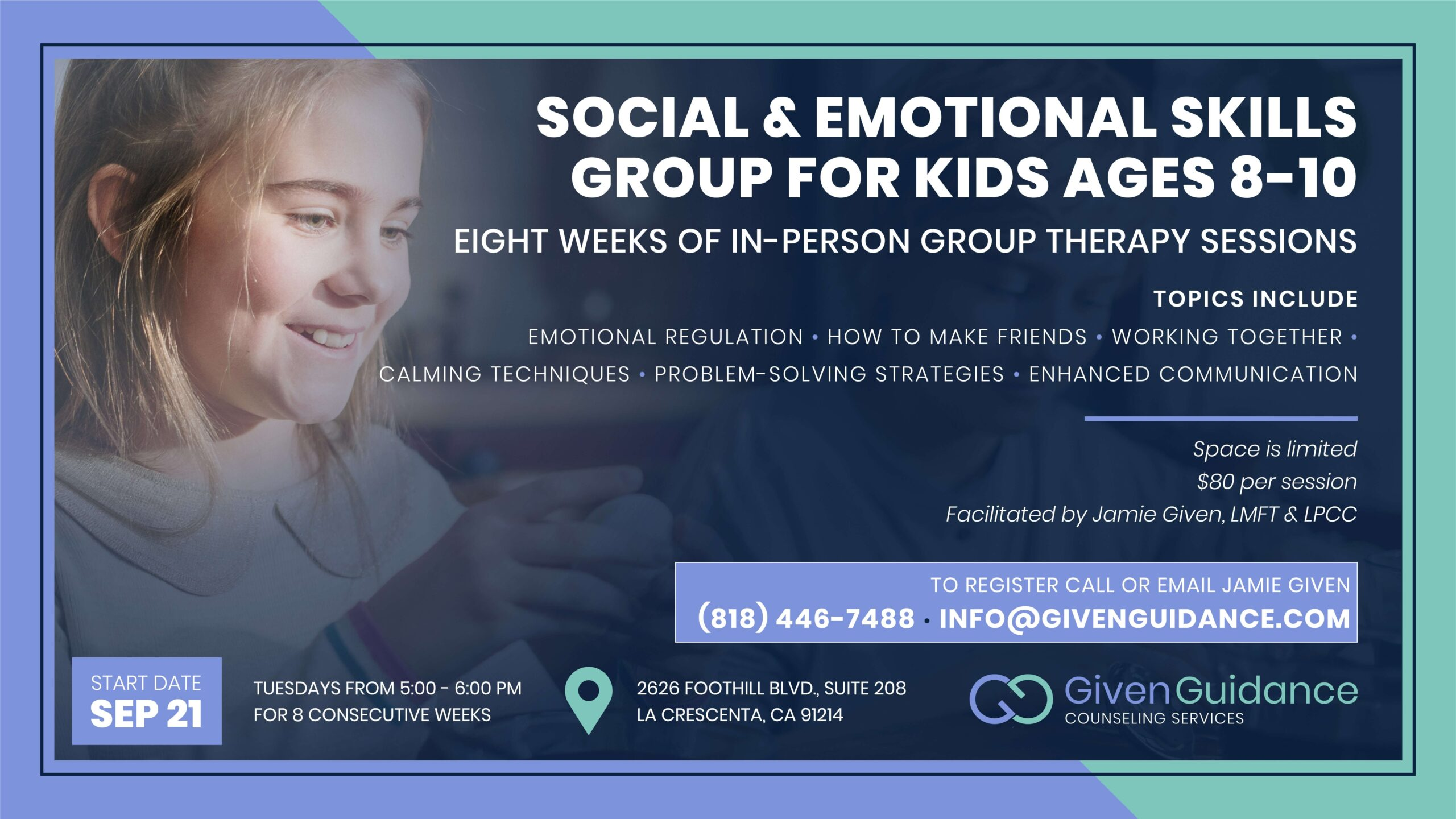 Children group therapy